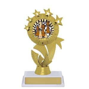 trophy-star ribbon II-chess