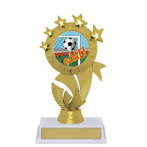 trophy-star ribbon II-soccer