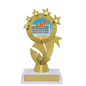 trophy-star ribbon II-volleyball