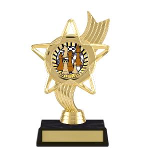 trophy-star ribbon-chess