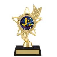 trophy-star ribbon