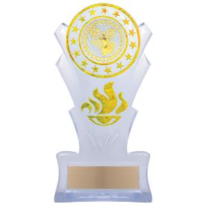 trophy-star torch stand-cheerleading