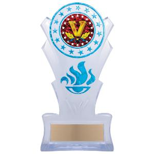 trophy-star torch stand-religious