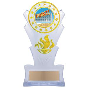trophy-star torch stand-volleyball
