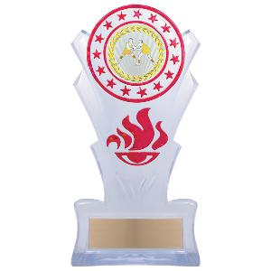 trophy-star torch stand-wrestling