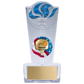 trophy-torch stand-basketball