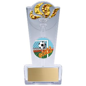 trophy-torch stand-soccer