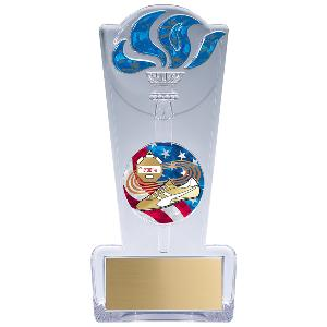 trophy-torch stand-track and field
