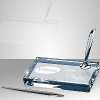 pen set-optical crystal
