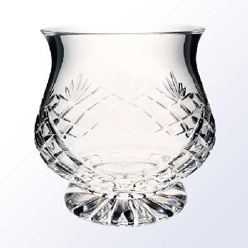 glass-short hurricane vase