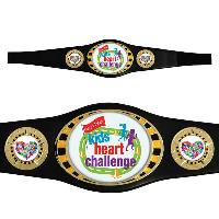 custom economy fantasy champion belt