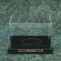 acrylic-display case-football