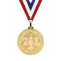 medal-britelazer series-chess