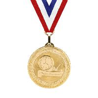 medal-britelazer series-perfect attendance