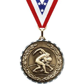 medal-diamond cut series-wrestling