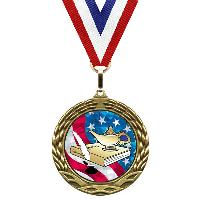 medal-flag mylar series-lamp