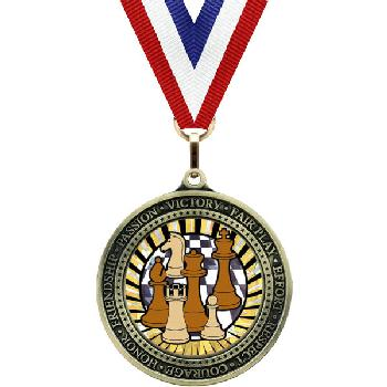 medal-inspiration series-chess