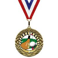 medal-sunburst mylar series-golf