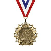 medal-ten star series-math