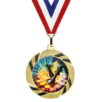 medal-vortex series-chess