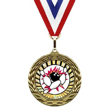 medal-wreath series-bowling