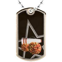 medal-dog tag-cheer