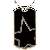 medal-dog tag-star