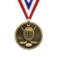 medal-3d medal series-hockey