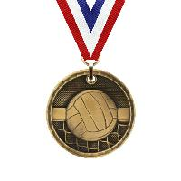 medal-3d medal series-volleyball