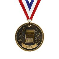 medal-3d medal series-math