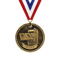 medal-3d medal series-reading