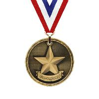 medal-3d medal series-star performer