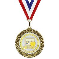 medal-metallic mylar series-honor roll