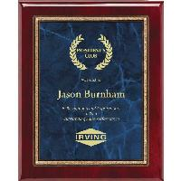 plaque-rosewood premium series
