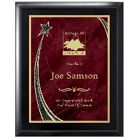 plaque-rising star series