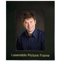 plaque-metal picture frame
