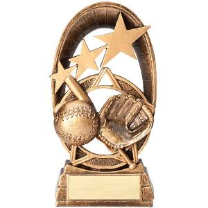 resin-radiant star series-baseball