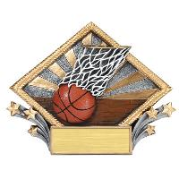 resin-basketball diamond series
