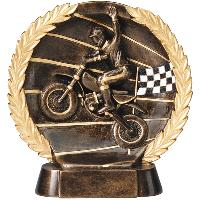 resin-motorcross relief series