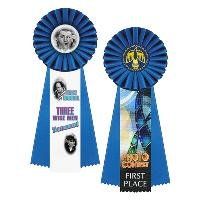 ribbon-custom color rosette series