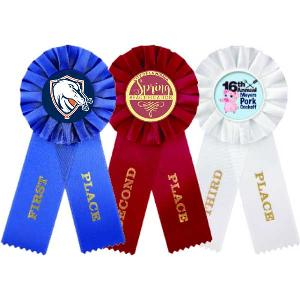 ribbon-custom rosette series
