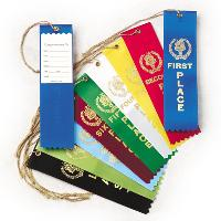 ribbon-recognition card series I