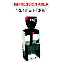 rubber stamps-psi dater stamp mx-01854
