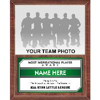 plaque-team photo series I