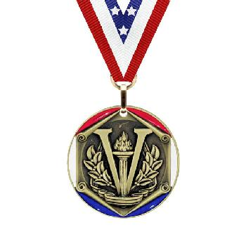 medal-tricolor series-victory