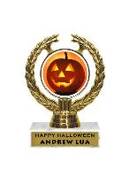 trophy-participation series I-halloween