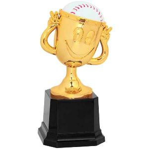 trophy-happy cup series-baseball