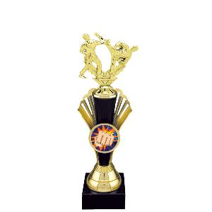 trophy-lux mylar series-martial arts