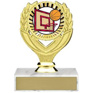 trophy-participation series I-basketball