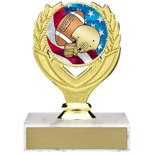 trophy-participation series I-football